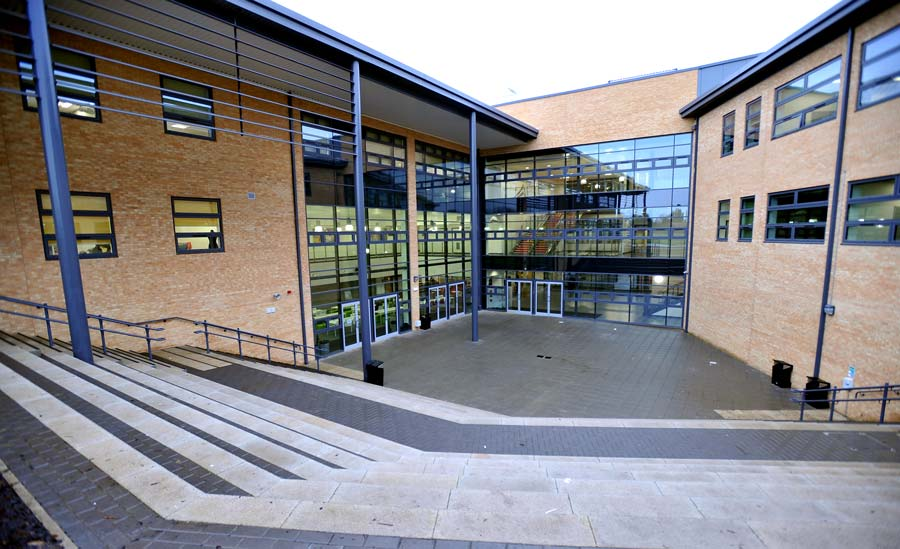 City of Leicester College Amphitheatre