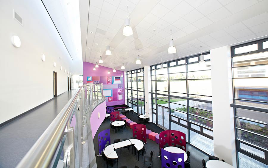 City of Leicester College Independent Work Areas