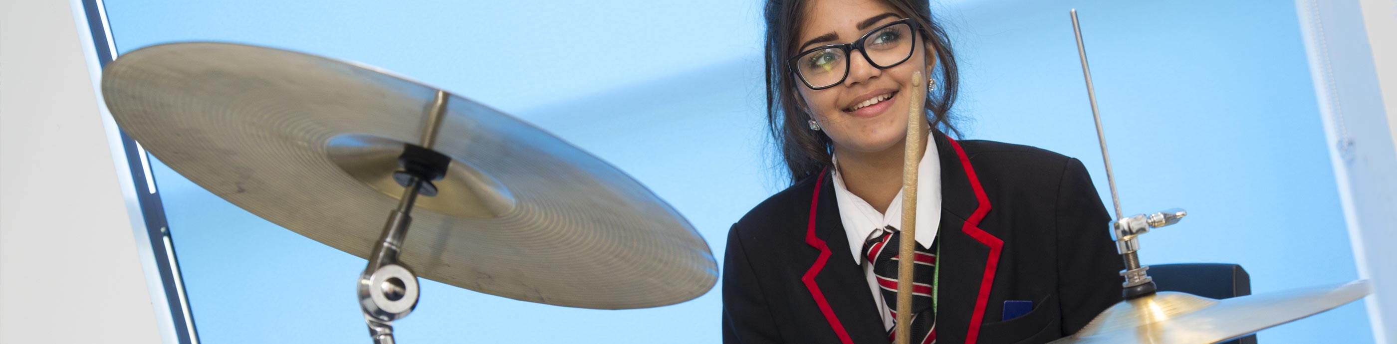 City of Leicester College Music