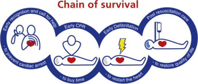 HeartSAFE Chain of Survival