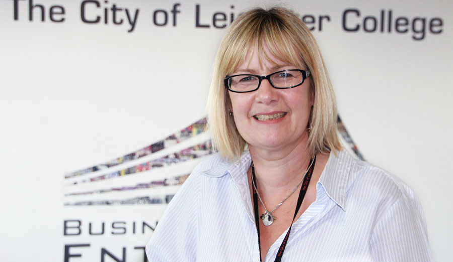Hilary Foster The City of Leicester College Hilary Foster Deputy Head Teacher
