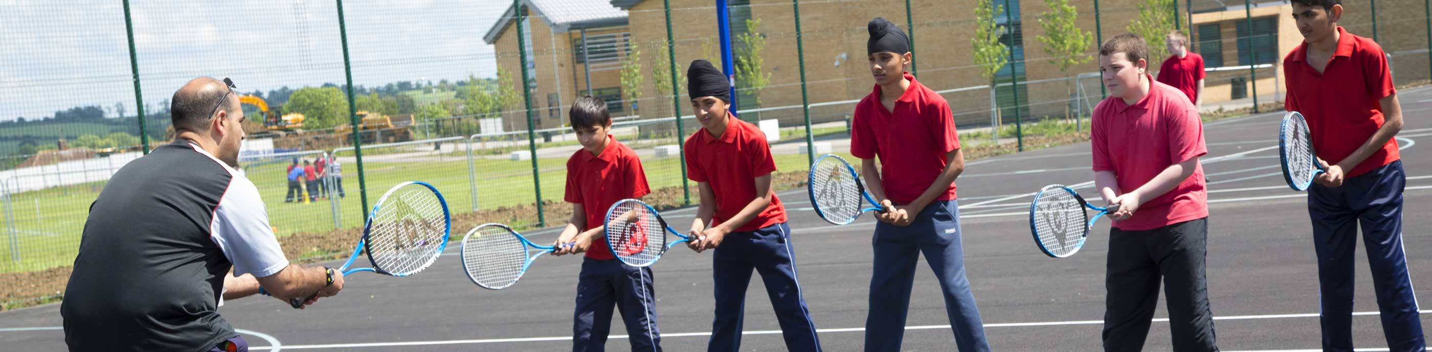 City of Leicester College Tennis